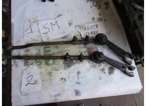 Steering tie rods for Citroen Sm
