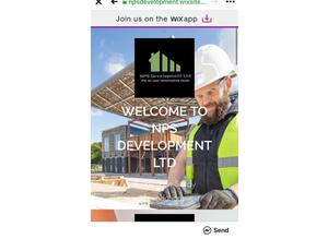 Construction new build extensions project management, joinery , facilities management all under one roof