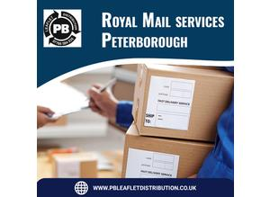 Royal Mail services Peterborough