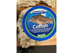 65g Catfish Pellets