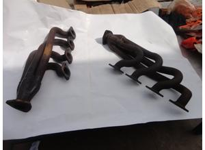 Exhaust manifolds for Alfa Romeo Montreal