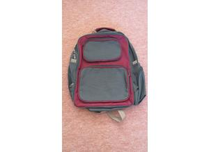 Multi Coloured Backpack