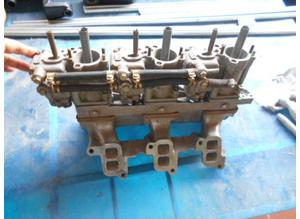 Carburetors Dell' Orto FRPA40S with manifold