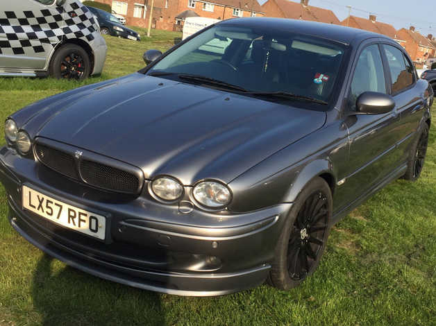 Jaguar X Type With Body Kit 2007 Swap Or Sale In Havant Hampshire Freeads