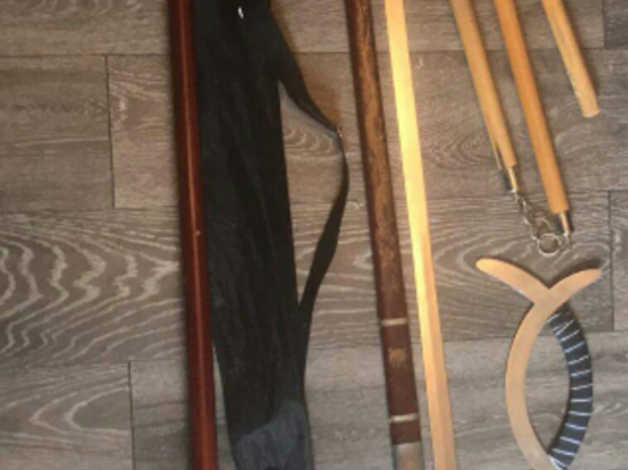 Martial Art Training Weapons , Swords Etc in Barking and