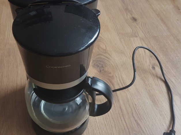 Cookworks Cm2021j 125l Filter Coffee Maker Black In